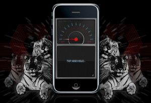 iPhone App Cool O Meter