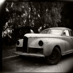 Abandoned Car In Pasadena