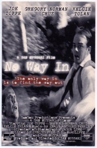 No Way In - Movie Poster