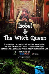 Isobel & The Witch Queen - Movie Poster