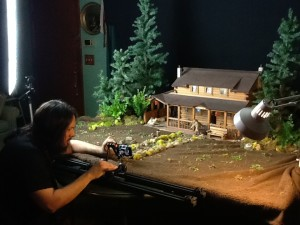 Behind The Scenes - &quot;The Haunting at Danford Cabin&quot;